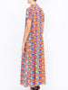 THE MARLIN DRESS - CAREYES VILLAS PRINT BRIGHTS + CAREYES FLORAL PRINT BLACK