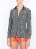 THE STAR ISLAND SHIRT - CAREYES QUIRKY PRINT NAVY