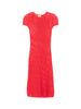 THE L'EAU DRESS - RED