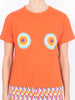 THE LHD LOGO T-SHIRT - ORANGE