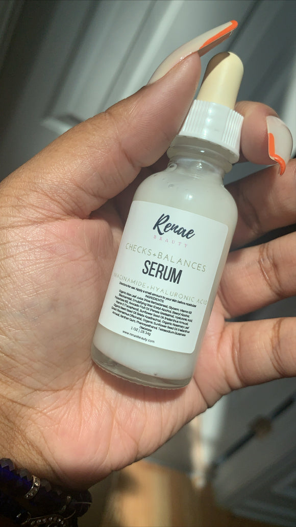 Checks + Balances Serum