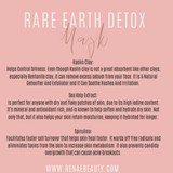 Rare Earth Detox Mask