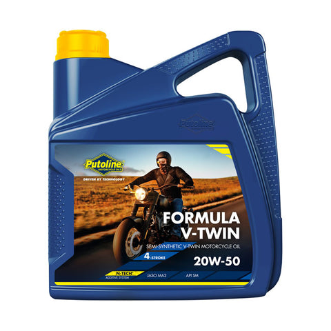 Putoline Oil 20w50 for Harley
