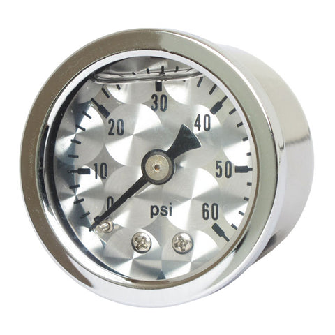 MARSHALL OIL PRESSURE GAUGE