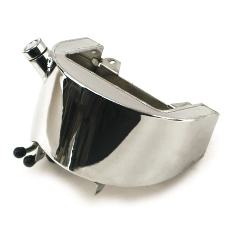 OIL TANK SOFTAIL 89-99 (Chrome-Black-Raw)