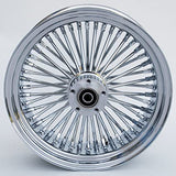 FAT SPOKE WHEELS CHROME