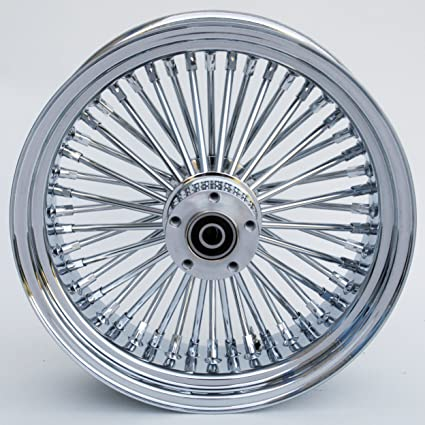 48 FAT SPOKE WHEELS WITH TÜV