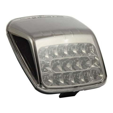 LED V-ROD TAILLIGHT, LIGHT SMOKE LENS