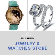 5 Best Gifts to Shop from SPLASHBUY Jewelry & Watches Store
