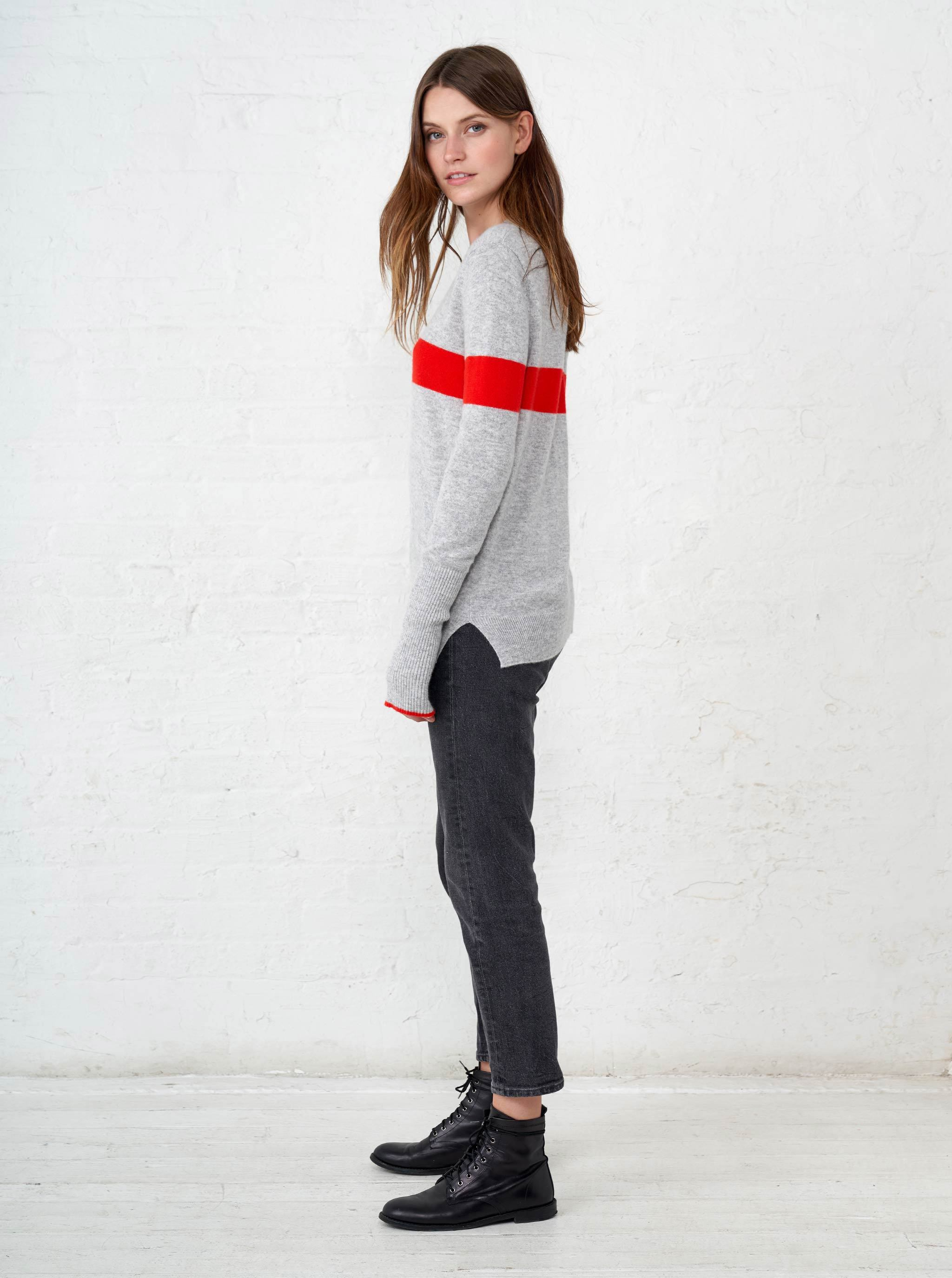 AAA Bold Stripe Sweater - La Ligne