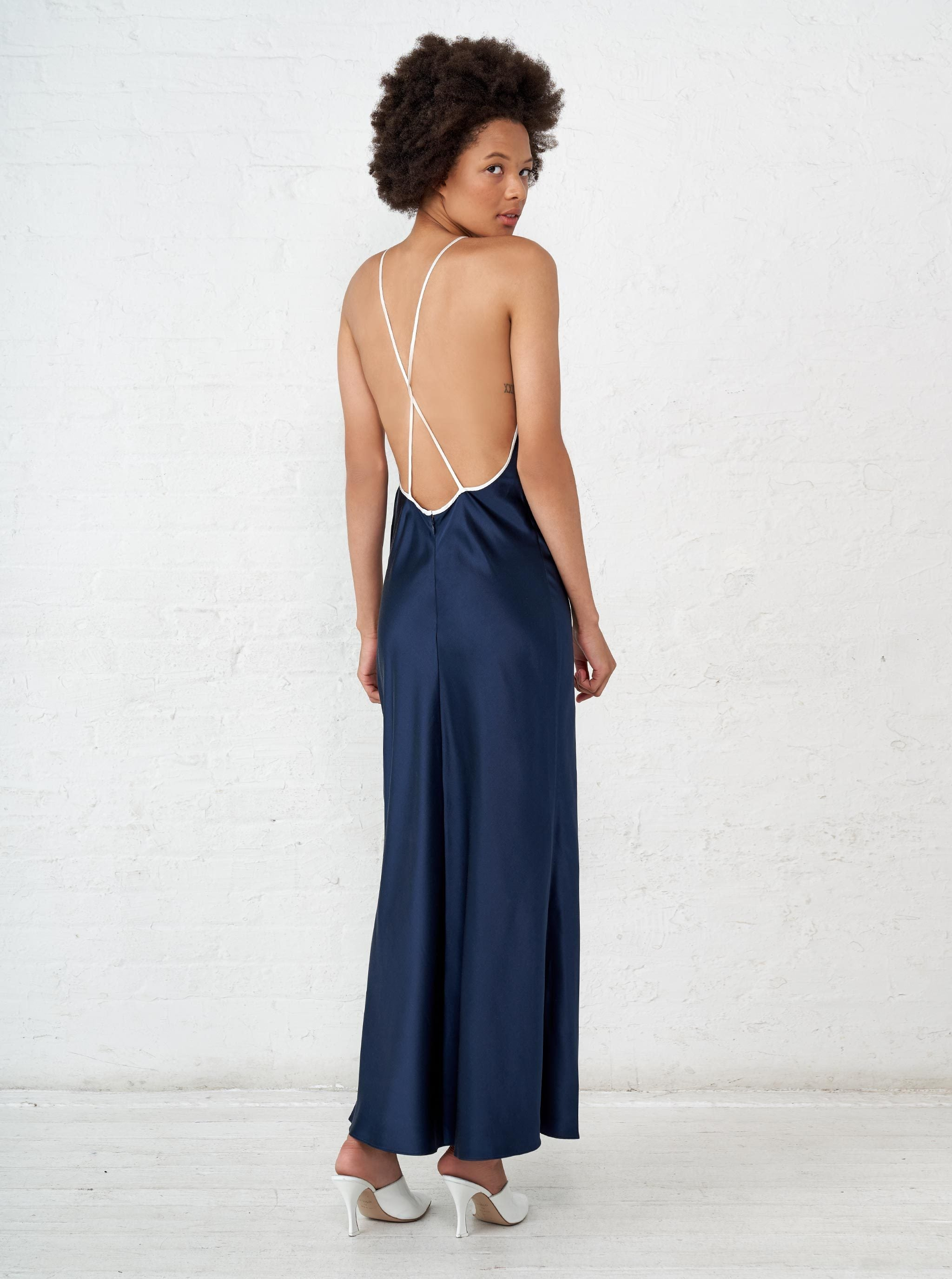 Boudoir Dress - La Ligne
