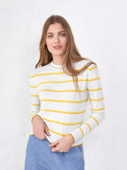 Cotton Neat Sweater - La Ligne