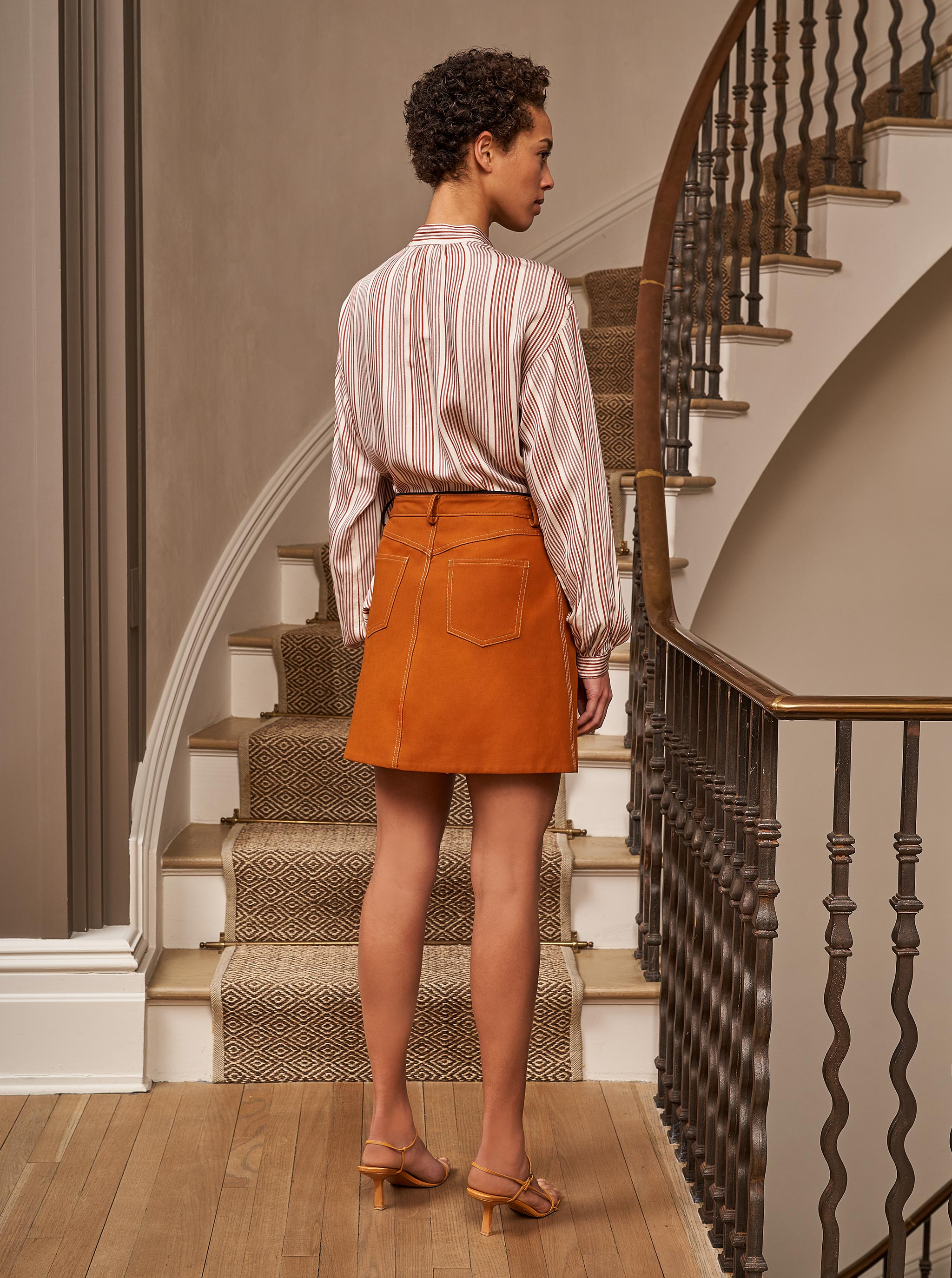 Hutton Skirt - La Ligne