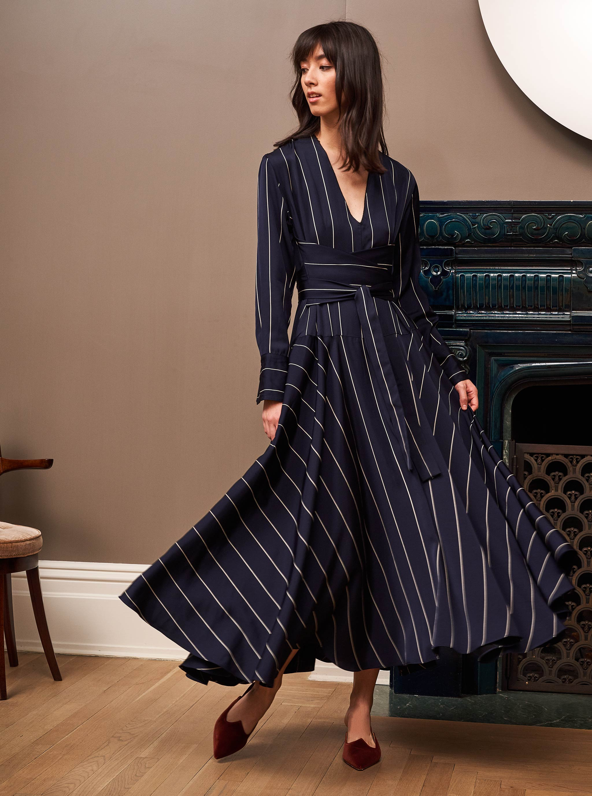 Sadie Dress - La Ligne
