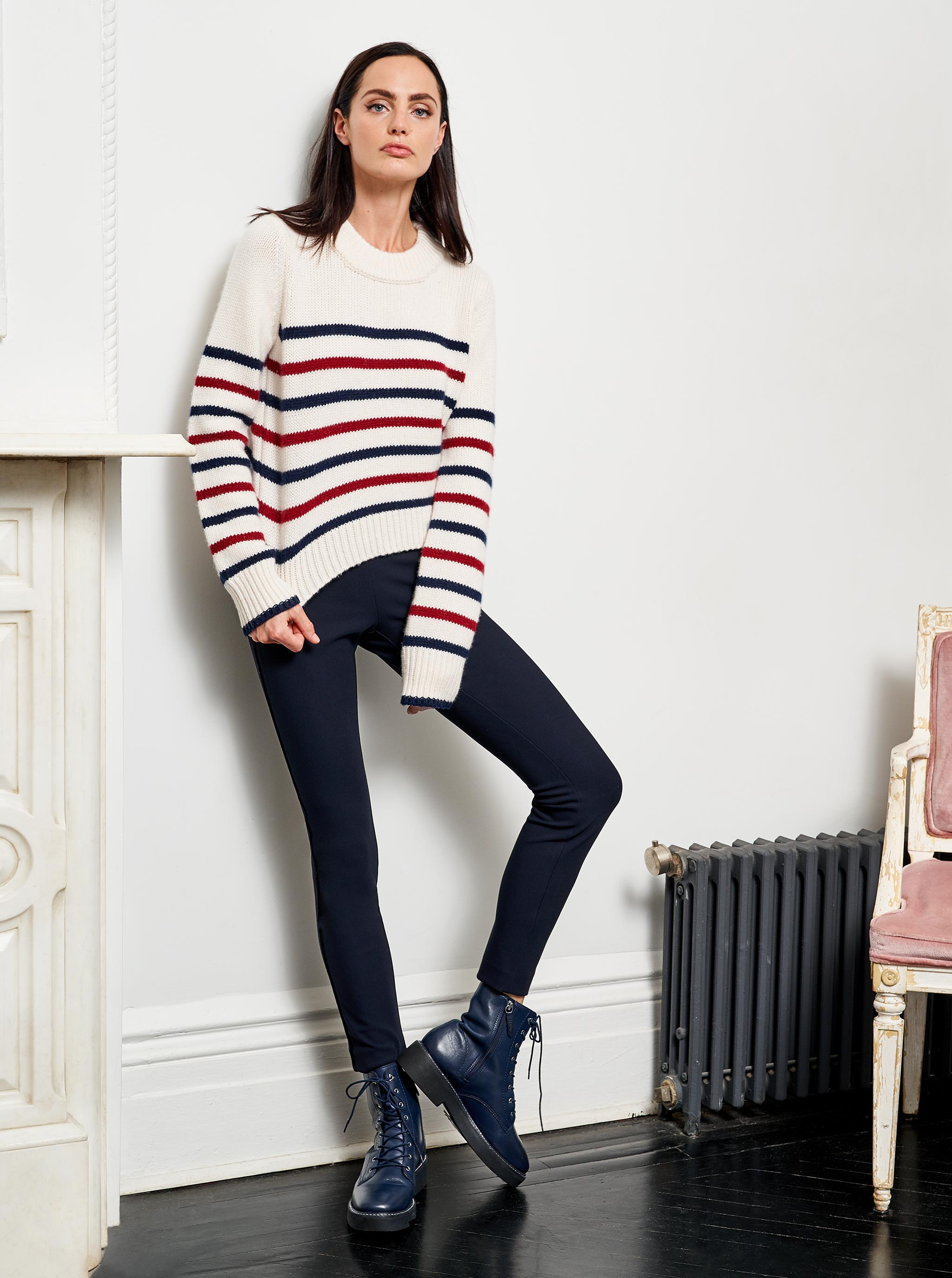 Mini Marin Sweater - La Ligne