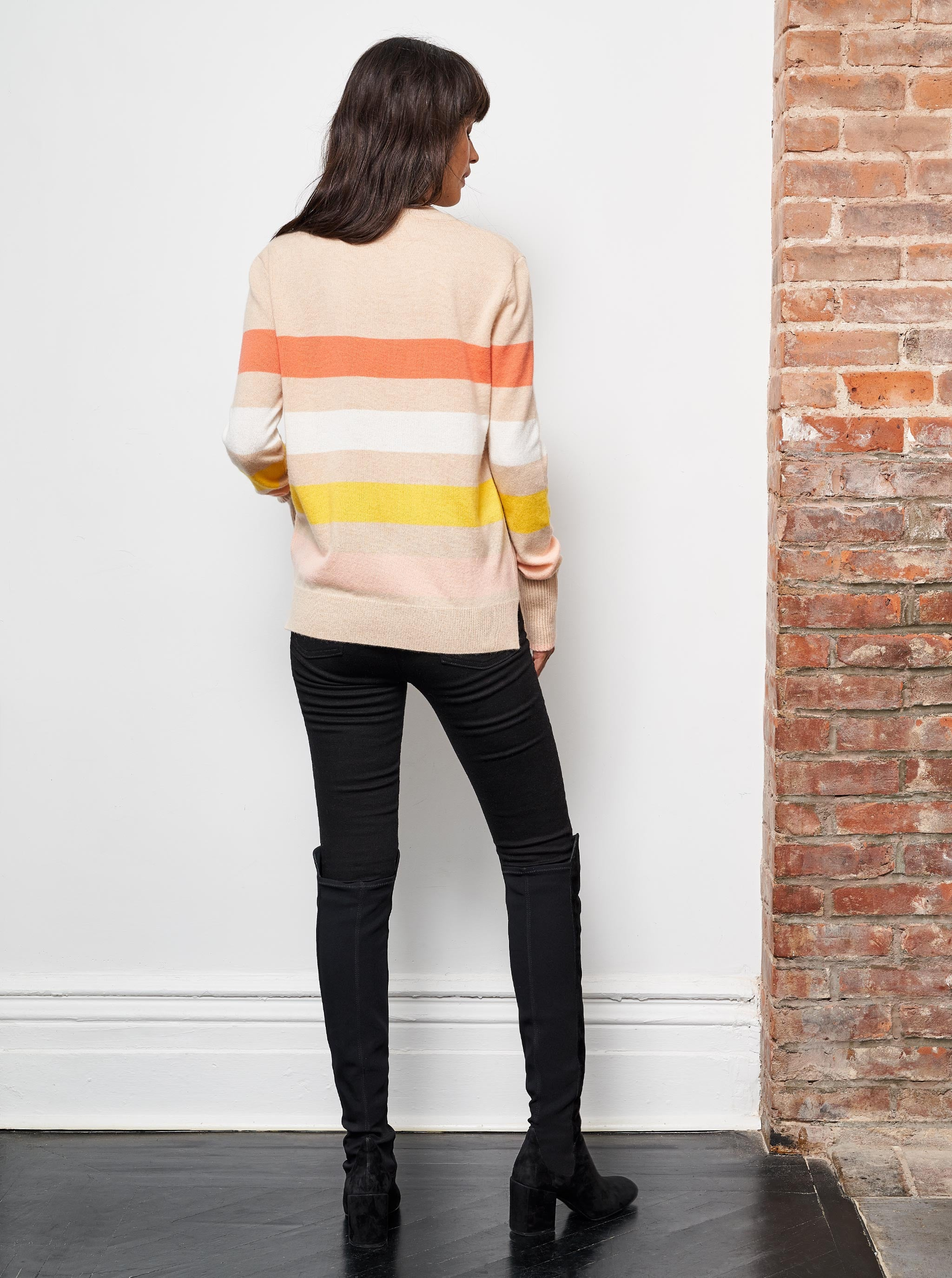 AAA Candy Sweater - La Ligne