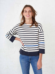 French Navy Tee - La Ligne