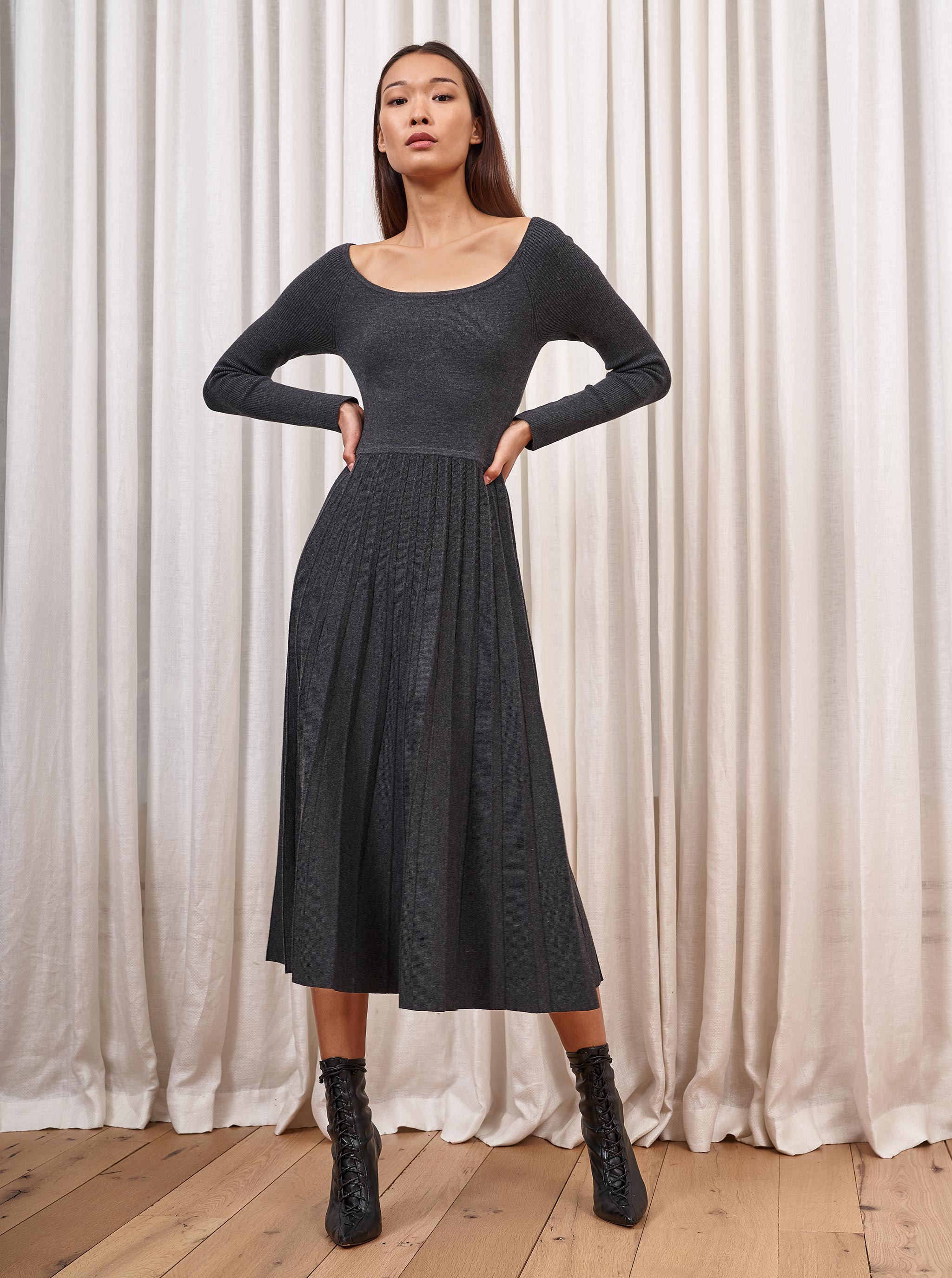 Adeline Dress - La Ligne