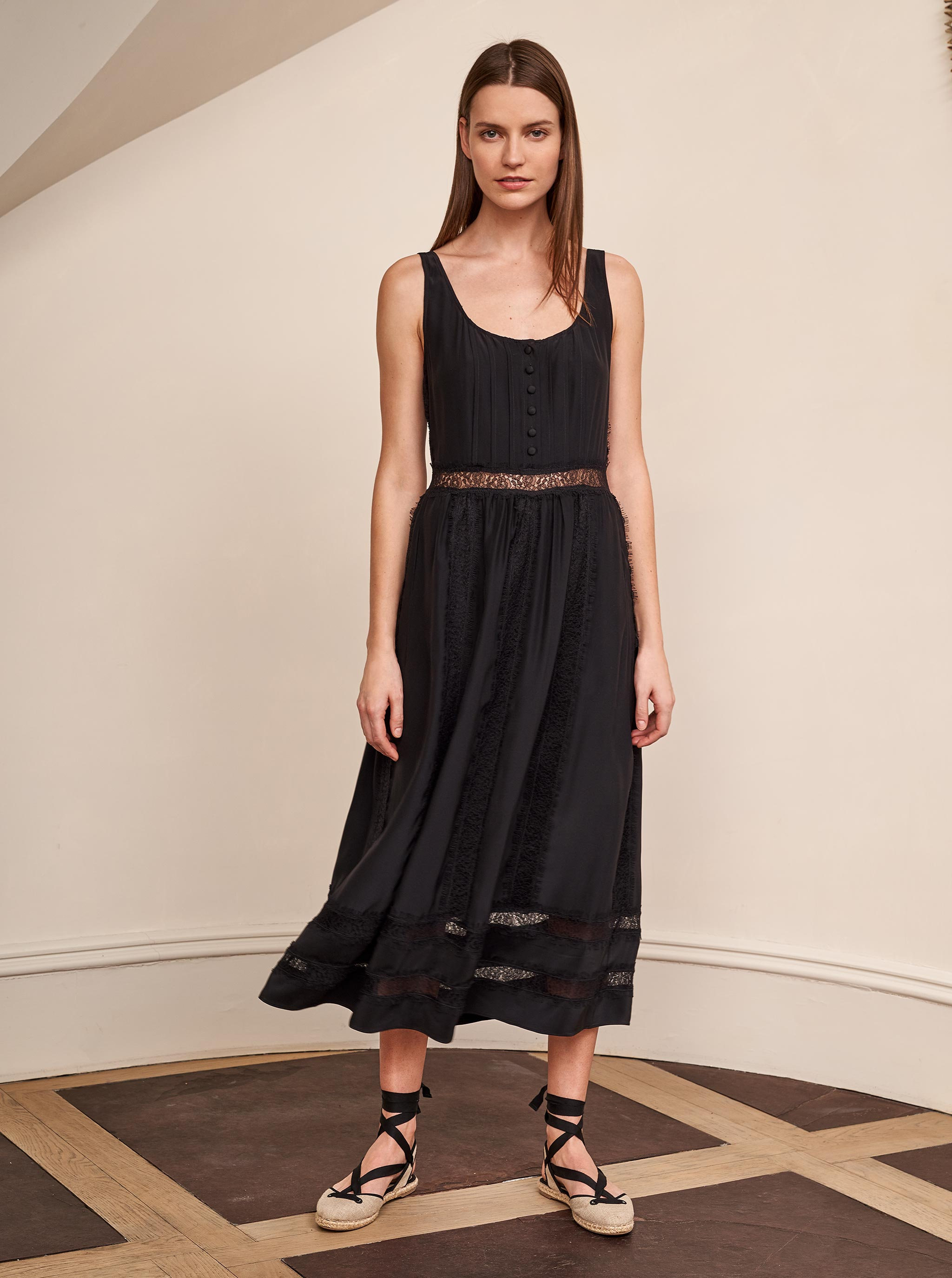 Clotilde Dress - La Ligne