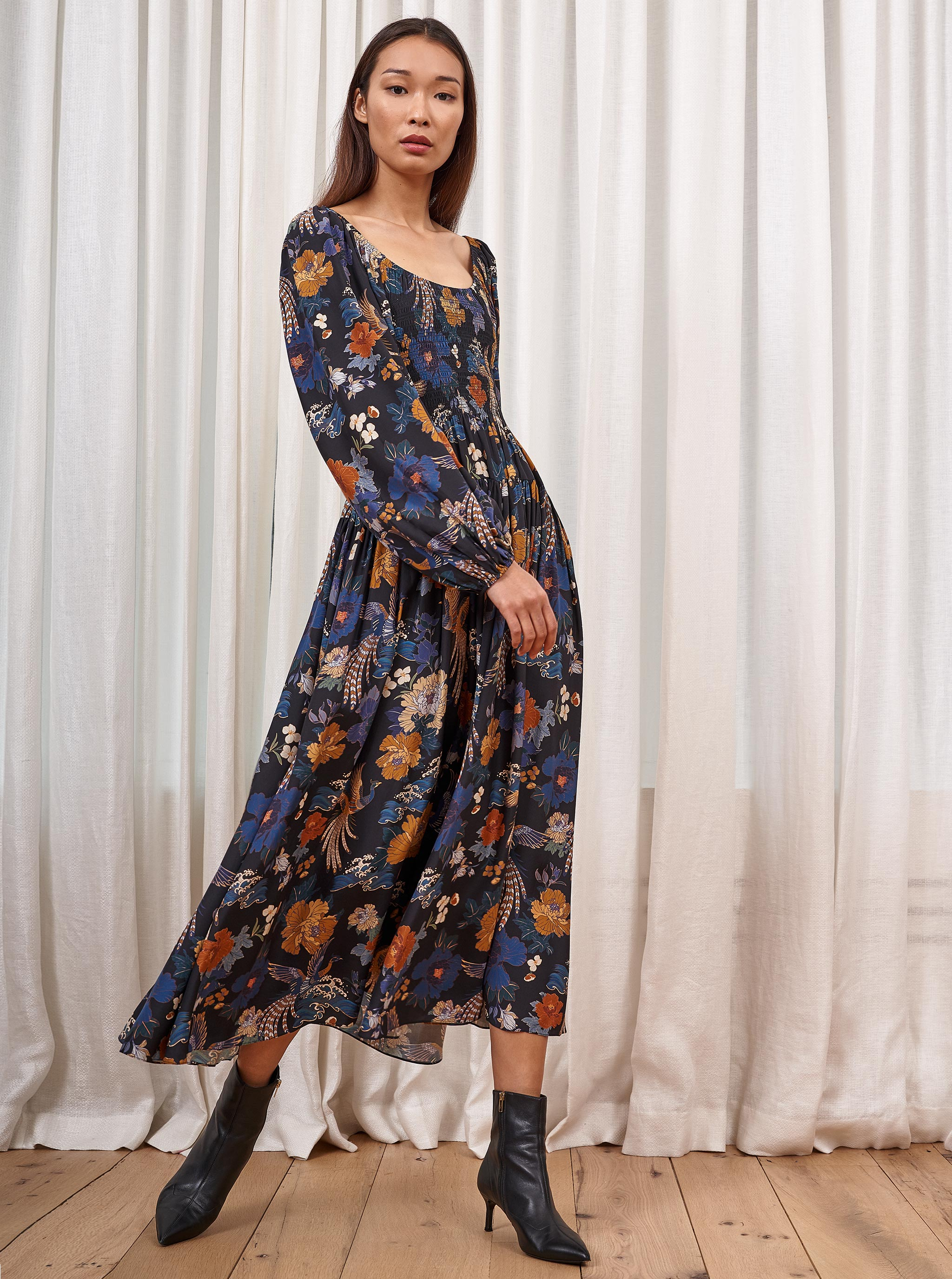 Ella Dress - La Ligne