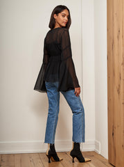 Left Bank Blouse - La Ligne