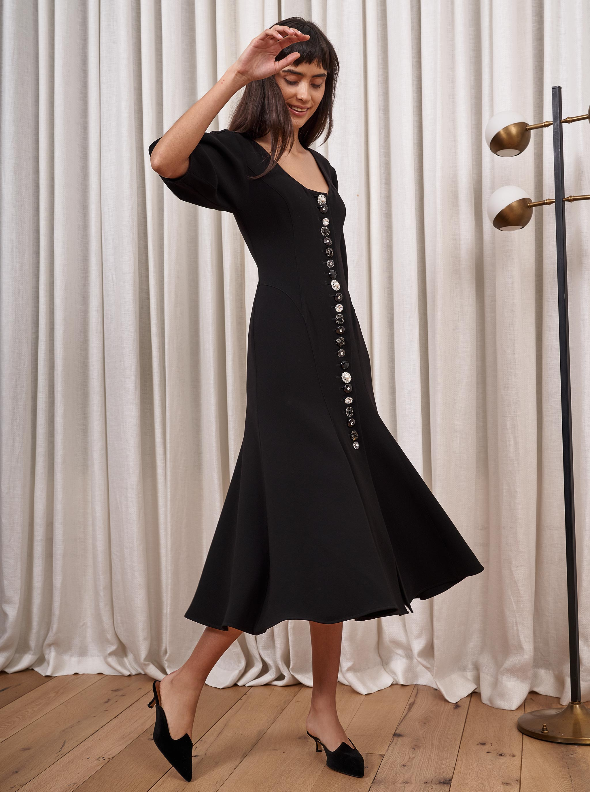 Noemie Dress - La Ligne