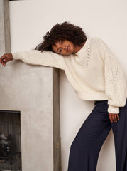 Normandy Sweater - La Ligne