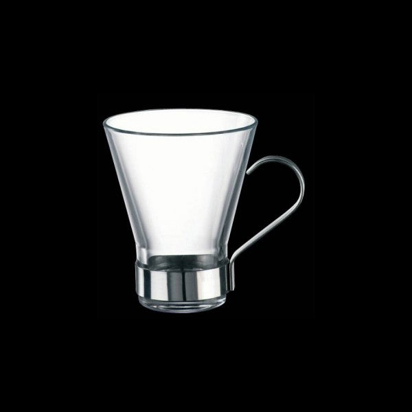 Ypsilon Cappuccino Cup /w handle (7 1/2 oz)