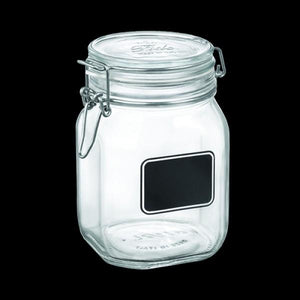 Fido Jar with Chalkboard (37 3/4 oz)