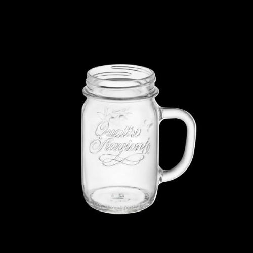 Quattro Stagioni Jar w/Handle (17 oz)