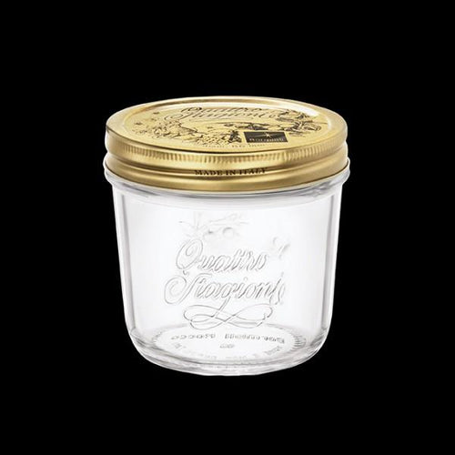 Quattro Stagioni Straight Jar (6 3/4 oz)