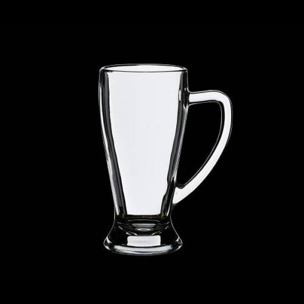 Baviera Beer Mug (17 oz) w/ pour line at 13 oz
