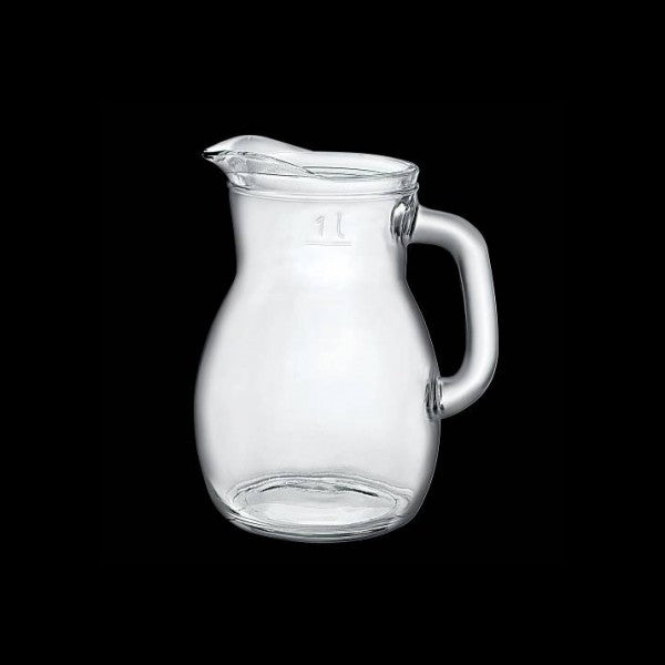 Bistrot Pitcher (10 1/8 oz) w/pour line at 8 1/2 oz