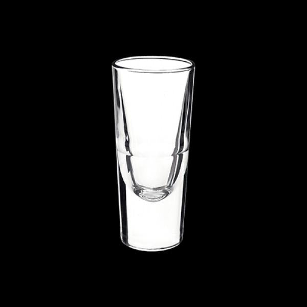 Bistro Bar Shot Glass (4 1/2 oz) w/pour line at 1 oz
