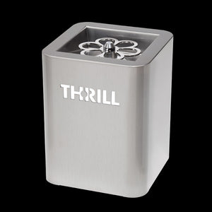 "Thrill Sanitizing Glass Cleaner 8 3/4"" W x 10 1/4"" H"