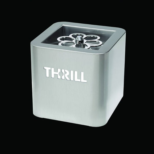 Thrill Cube Sanitizing Glass Cleaner 7 7/8