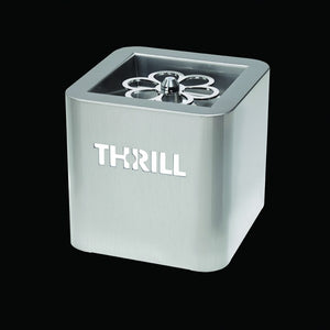 "Thrill Cube Sanitizing Glass Cleaner 7 7/8"" W x 6 3/4"" H"