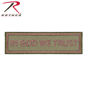 In God We Trust Morale Patch