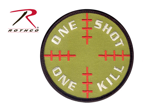 One Shot One Kill Morale Patch