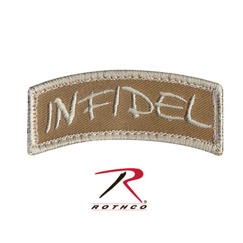 Infidel Shoulder Morale Patch