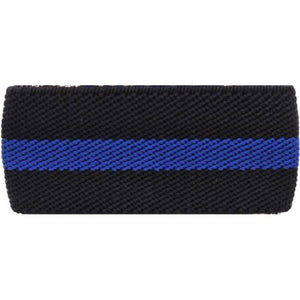 Thin Blue Line Mourning Band