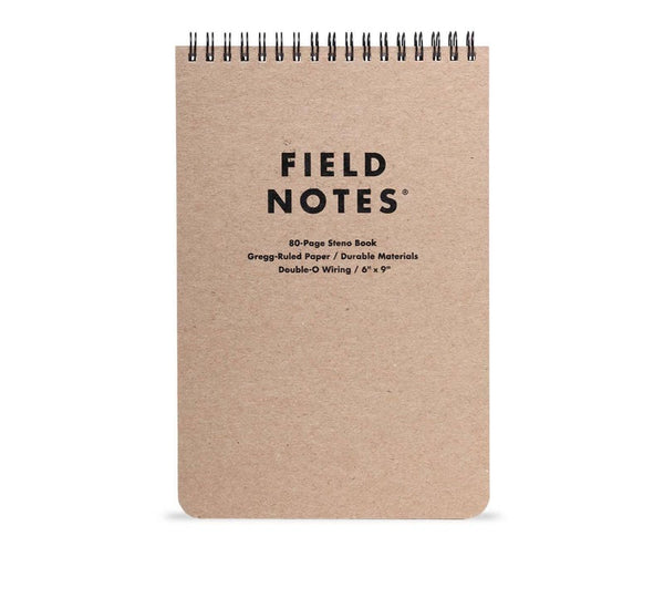 Steno Gregg Ruled Field Notes