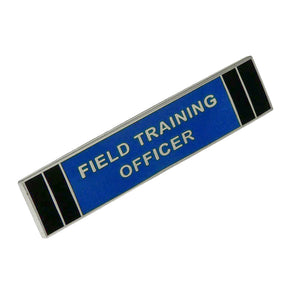 Field Training Officer Citation Bar Lapel Pin
