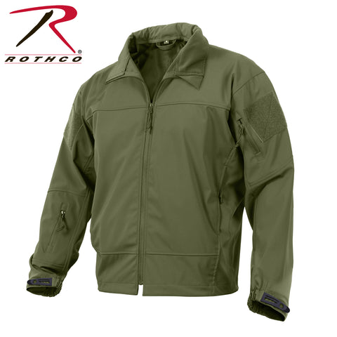 Covert Ops Light Weight Soft Shell Jacket