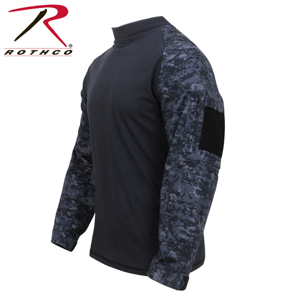 Military NYCO FR Fire Retardant Combat Shirt