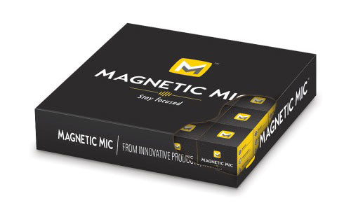 Magnetic Mic Bulk Pack