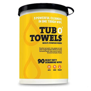 "Tub-O-Towels, 10"" X 12"", 90 per Canister"