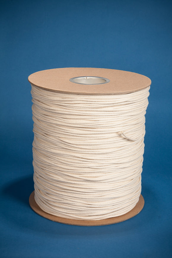 Solid Cord, Cotton Braid #5, 1,000-3,000'