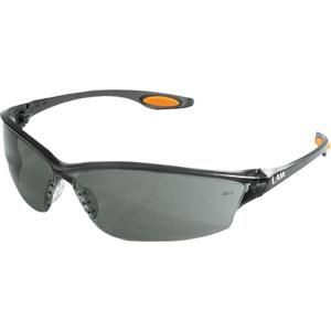 Crews Law 2 Safety Glasses with Anti-Fog Lens in Clear or Gray