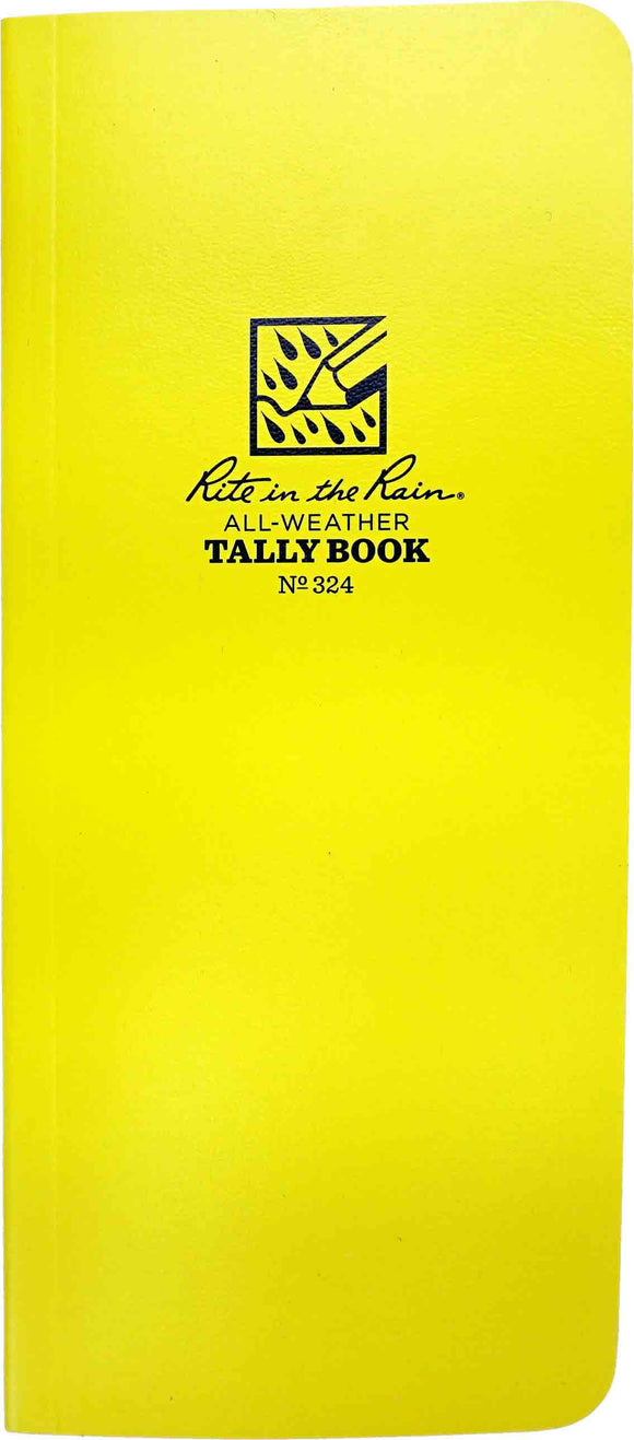 Rite in the Rain Soft Cover Tally Book (324)